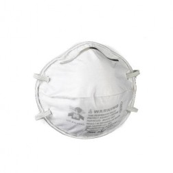 3M 8240 R95 Particulate Respirator, 20/BX