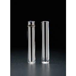 350uL Glass Flat Botm Insert, PK100