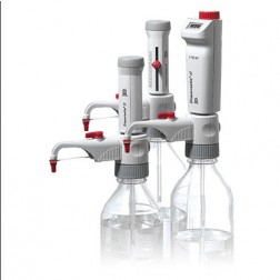 Dispensette S, Analog-adjustable w/ recirc valve, 10-100mL