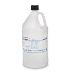 Fluoride Standard, 5 ppm F-, Premixed with Equal Volume of TISAB II, Poly Bottle, 4L, EA1