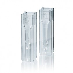 UV-cuvette,semi-micro(pk500)filling vol min(1.5mL)max(3.0mL)