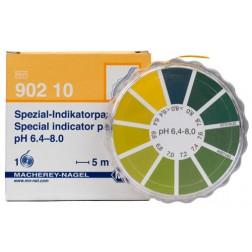 SPECIAL INDICATOR pH 6.4-8.0 dispenser, EA/5 meter length