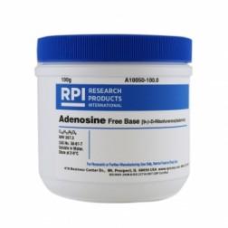 Adenosine, Free Base [9-B-D-Ribofuranosyladenine], 100 Grams