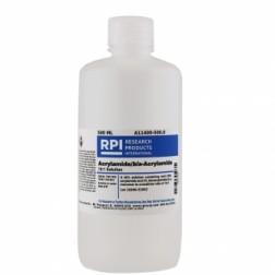 Acrylamide/bis-Acrylamide, 19:1 Ratio Solution, 500 Milliliters