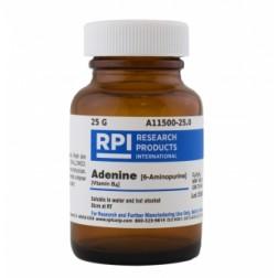 Adenine [6-Aminopurine] [Vitamin B4], 25 Grams