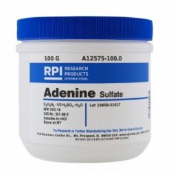 Adenine Sulfate [Adenine Hemisulfate Salt], 100 Grams