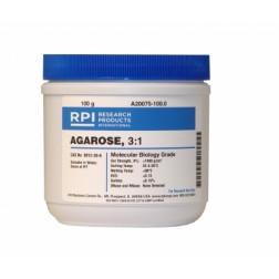Agarose 3:1, Molecular Biology Grade, 100 Grams