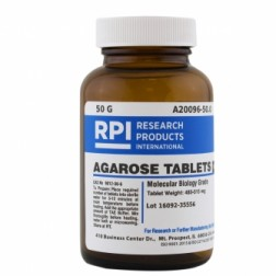 Agarose 500mg Tablets, 100 Tablets (50 Grams)