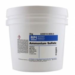 Ammonium Sulfate, 3 Kilograms CAS# 7783-20-2