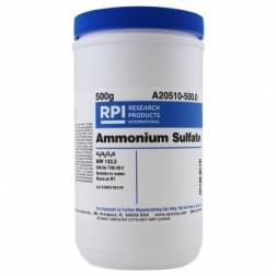Ammonium Sulfate, 500 Grams CAS# 7783-20-2
