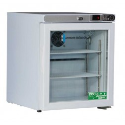 1.0 Cu. Ft. Premier Glass Door Refrigerator (Freestanding)