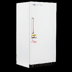 General Purpose Combination Refrigerator/Freezer, 30 Cu. Ft.  1 Ext/1 Int. Solid Door, Manual Defr