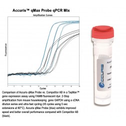 Accuris qMax Probe, No Rox qPCR Mix,  500 reactions, EA /1