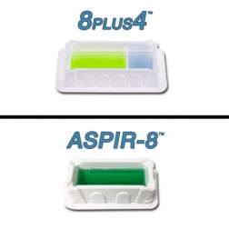 ASPIR-8,  25ml reservoir for 8-channel pipettes, 5/sterile bag, PK200