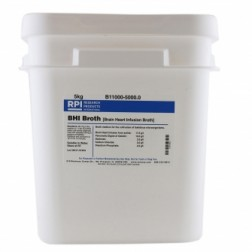 BHI Broth, Brain Heart Infusion Broth, 5 Kilograms