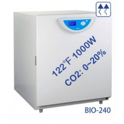 233 Liters, 8.2 Cuft Air Jacketed CO2 Incubator BIO-200, 120V, 230V