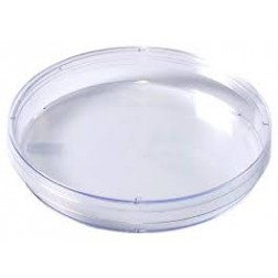 Petri Dish, 100 X 15, Ultra Plate (slim-line) Slippable, 30 Dishes/Sleeve, CS600