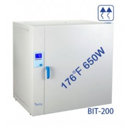 22 Liters, 7.8 Cuft Natural Convection Heating Incubator (BIT-200), 120V
