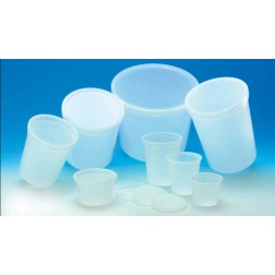 Multi purpose container translucent 86 oz., CS25