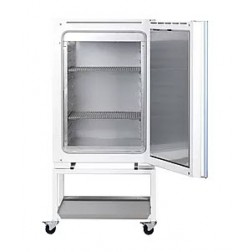 Stainless Rolling Cart without shelf