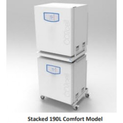 CO2 Cell 190D Standard 2 units - Stacked w/ 160degC Sterilization