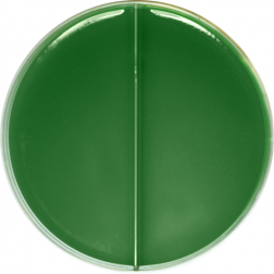 Brew Plate Bulk Sleeve - Yeast and Aerobic Bi-Plate - LMDA w. chloramphenicol & LMDA w. cyclohexim