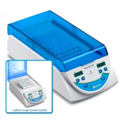 myBlock ll - digital dry bath with 2 Quick-Flip blocks (BSWCMB) for tubes (0.2 to 2.0ml, PCR strip