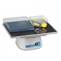 Orbi-Blotter   with non slip rubber mat platform(14x12in. ), 115V