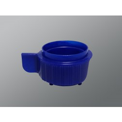 40um cell strainer, sterile, individually wrapped, w/ 1 reducing adapter, CS600