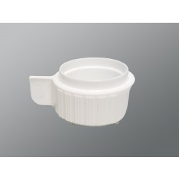 70um cell strainer, sterile, individually wrapped, w/ 1 reducing adapter, CS600