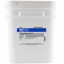 Casamino Acids [Casein acid hydrolysate], 10 Kilograms CAS# 91079-40-2