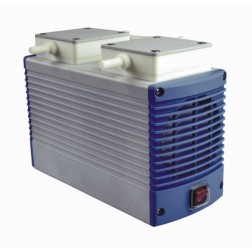 Chemical resistant vacuum pump, 100-120V, 50/60Hz, US Plug
