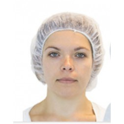 Bouffant Cap, 21in. White, CS1000