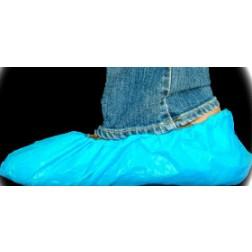 Dolphin Polypropylene, Non-Skid Shoe Cover, XL (18in) White, CS300