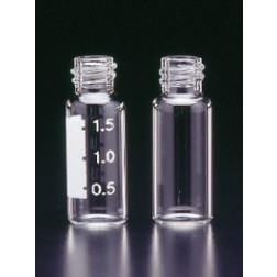 2.0mL Clr RAM Vial, 12x32mm, w/Marking Spot, 9mm, CS1000