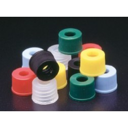 10-425mm Black, Polypropylene Open Hole Cap, PK/100, CS/1000