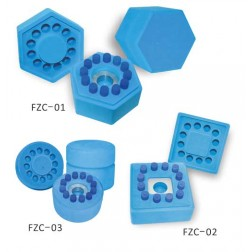 FreezeCell Holds 12 vials or tubes