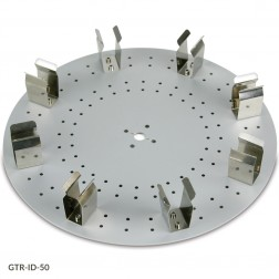 Tube Holder Disk, GTR-ID Series Rotators 8-Place Disk, for 50mL Centrifuge Tubes