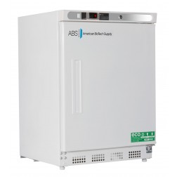 4.6 Cu. Ft, ADA Solid Door Refrigerator (Built-In); Left Hinged