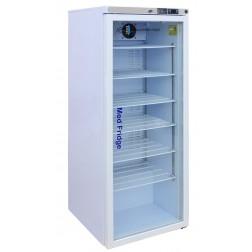 10.5 Cu. Ft. Premier  Pharmacy Compact Refrigerator; Glass Door