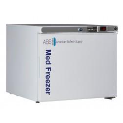 1.3 Cu. Ft. Premier Solid Door Freezer (Freestanding) AUTO DEFROST