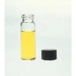 1 Dram Vial, Screw Thread, 15x45, 13-425 Clear,PK144