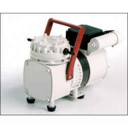 Lab Vac Pump Std, 19 l/min, 77 Torr, 58 psig AL and CR Diaphragm Pump, specify 115v/60Hz or 230V/5
