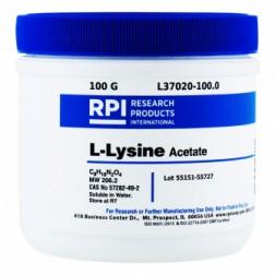 L-Lysine Acetate, 100 Grams CAS# 57282-49-2