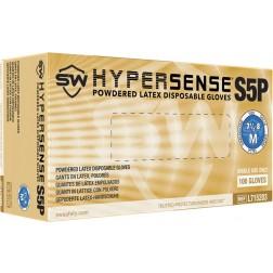 SW Hypersense S5P Industrial Glove, Medium, PK100, CS1M