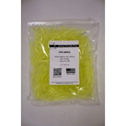LPS 200uL Universal Pipet Tips, Yellow, Bulk, PK1000