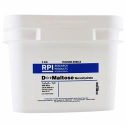 D-, +, -Maltose Monohydrate, 5 Kilograms CAS# 6363-53-7