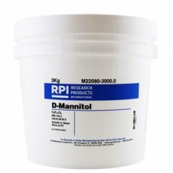 D-Mannitol, 3 Kilograms CAS# 69-65-8