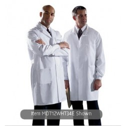LAB COAT TECHUNI WHITE L