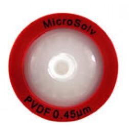 Filter SF .45 PVDF 25mm Red 1K, CS1000